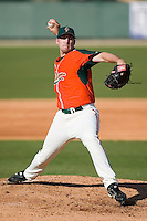 Starting pitcher Jeremiah Haar (30) of the Greensboro Grasshoppers in action versus the Kannapolis Intimidators at Fieldcrest Cannon Stadium in Kannapolis, NC, Sunday, April 20, 2008.