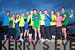 Karen Ivers Keoghane, Annemarie Winter, Caroline McConnell, Kerrie O'Mahony, Daniel O'Connor, Catherine Costello, Marcus Howlett, Siobhan Cushen, Tommy Leahy, Donna O'Mahony, Marilyn O'Shea and David Quirke, all taking part in the Kerry's Eye International Marathon on Sunday March 16th.
