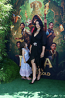 """LOS ANGELES - JUL 28:   Daughter with Brawley Nolte, Navi Rawat at the """"Dora and the Lost City of Gold"""" World Premiere at the Regal LA Live on July 28, 2019 in Los Angeles, CA"""