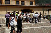MONTEFORTE IRPINO<br /> BUS PRECIPITA 39  MORTI<br /> NELLA FOTO