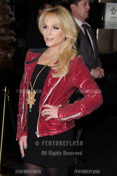 Stacey Jackson attends 'Kate Moss at The Savoy' an exhibition of photographs of Kate Moss at The Savoy in London. 30/01/2014 Picture by: Jim Pearson/Featureflash