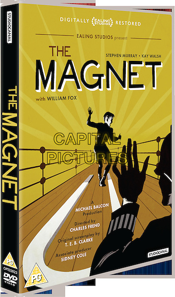 DVD COVER ART<br /> in The Magnet (1950) <br /> *Filmstill - Editorial Use Only*<br /> CAP/NFS<br /> Image supplied by Capital Pictures
