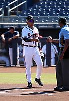 Luis Salazar, manager - Peoria Javelinas - 2017 Arizona Fall League (Bill Mitchell)