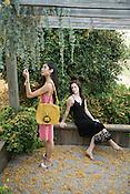 Hung (TK) and Laura (TK) from Carolina Ballet.