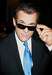 """UNIVERSAL CITY, CA. - August 14: Actor Robert Davi attends a """"Green"""" Gala hosted by Governor Arnold Schwarzenegger at Universal Studios on August 14, 2008 in Universal City, California."""