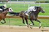 Wokeuponhomeplate winning at Delaware Park on 8/23/14
