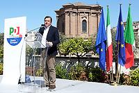 Roma, 30 Marzo 2019<br /> Carlo Calenda.<br /> Il Partito Democratico presenta il simbolo per le elezioni europee del 26 Maggio