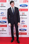 "Bruno Hortelano during the ""As sports Awards"" at Palace Hotel in Madrid, Spain. december 19, 2016. (ALTERPHOTOS/Rodrigo Jimenez)"