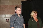 Kim Zimmer-& Robert Newman So Long Springfield celebrating 7 wonderful decades of Guiding Light Event - come to see fans at Mohegan Sun, Uncasville, Ct on March 7, 2010. (Photo by Sue Coflin/Max Photos)