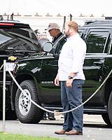 President Donald J. Trump Departure