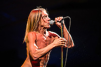 Iggy and The Stooges performing at Festival Hall, Melbourne, 27 March 2013