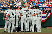 Rice vs. UNC (Game 3) CWS 2007