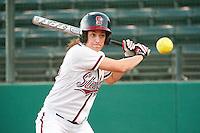 STANFORD, CA - NOVEMBER 10: Danielle Miller at Smith Family Stadium, November 10, 2010 in Stanford, California.