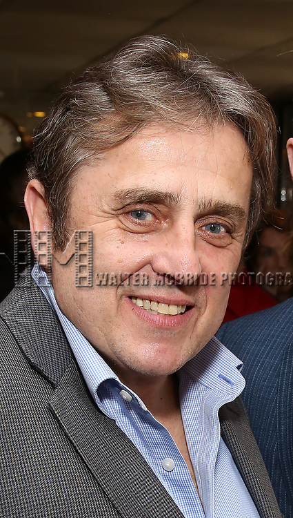 Michael McCormick attends the The Robert Whitehead Award presented to Mike Isaacson at Sardi's on May 10, 2017 in New York City.