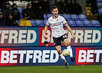 Bolton Wanderers' Pawel Olkowski  <br /> <br /> Photographer Andrew Kearns/CameraSport<br /> <br /> The EFL Sky Bet Championship - Bolton Wanderers v Sheffield Wednesday - Tuesday 12th March 2019 - University of Bolton Stadium - Bolton<br /> <br /> World Copyright © 2019 CameraSport. All rights reserved. 43 Linden Ave. Countesthorpe. Leicester. England. LE8 5PG - Tel: +44 (0) 116 277 4147 - admin@camerasport.com - www.camerasport.com