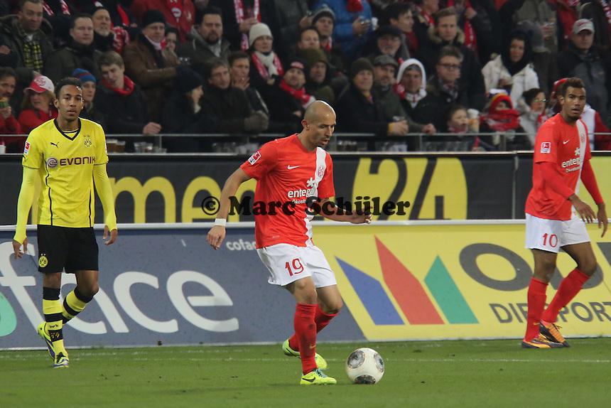 Elkin Soto (Mainz) - 1. FSV Mainz 05 vs. Borussia Dortmund, Coface Arena, 14. Spieltag
