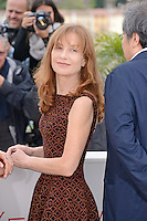 "Isabelle Huppert attending the ""Da-reun Na-ra-e-suh (In Another Country)"" Photocall during the 65th annual International Cannes Film Festival in Cannes, France, 21th May 2012...Credit: Timm/face to face Timm/face to face / Mediapunchinc"