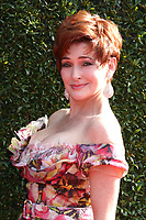 LOS ANGELES - APR 28:  Carolyn Hennesy at the 2017 Creative Daytime Emmy Awards at the Pasadena Civic Auditorium on April 28, 2017 in Pasadena, CA