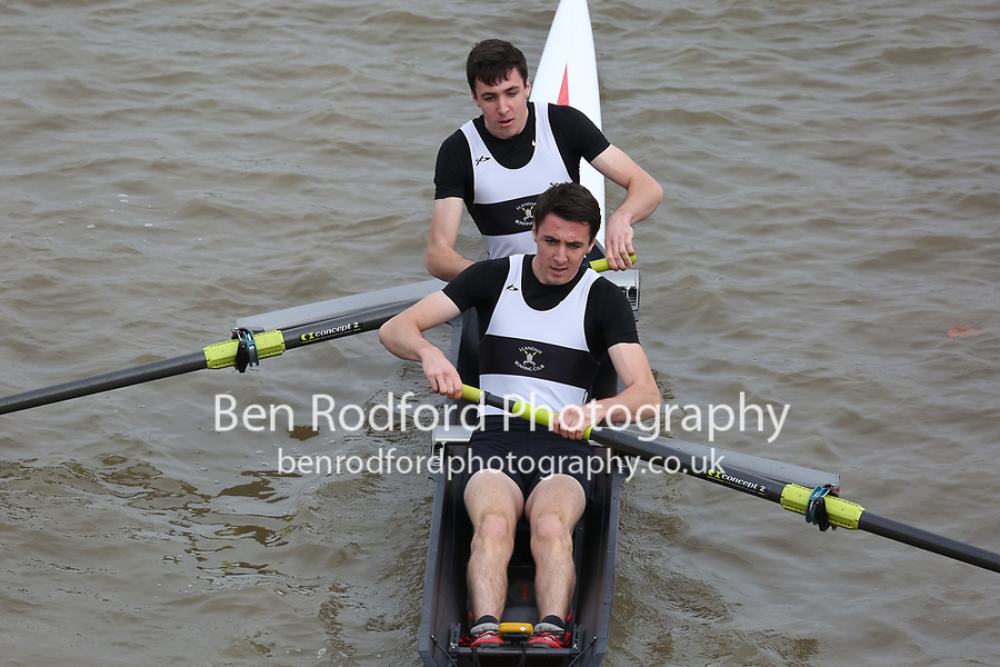 Crew: 86   LLA-DAVIES    Llandaff Rowing Club    Op J18 2- Inter <br /> <br /> Pairs Head 2017<br /> <br /> To purchase this photo, or to see pricing information for Prints and Downloads, click the blue 'Add to Cart' button at the top-right of the page.