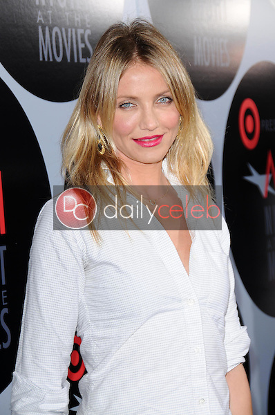 Cameron Diaz<br />at AFI Night at the Movies presented by Target. Arclight Theater, Hollywood, CA. 10-01-08<br />Dave Edwards/DailyCeleb.com 818-249-4998