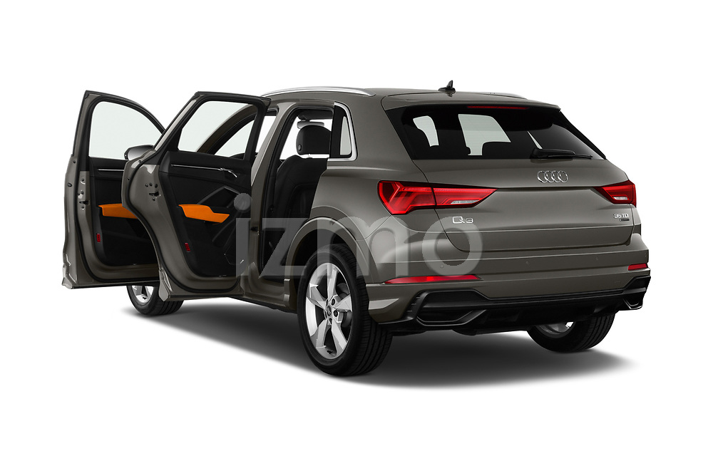 Car images of 2019 Audi Q3 S-line 5 Door SUV Doors