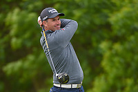 Padraig Harrington (IRL) watches his tee shot on 9 during round 2 of the AT&T Byron Nelson, Trinity Forest Golf Club, Dallas, Texas, USA. 5/10/2019.<br /> Picture: Golffile | Ken Murray<br /> <br /> <br /> All photo usage must carry mandatory copyright credit (© Golffile | Ken Murray)