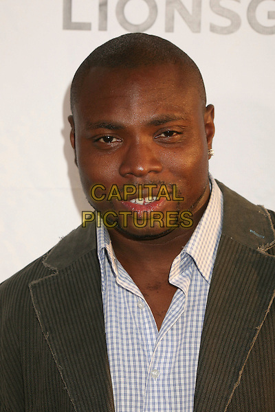 "PAGE KENNEDY.""Weeds"" Season 3 and ""Californication"" Premiere at the Cinerama Dome, Hollywood, California, USA..August 1st, 2007.headshot portrait beard facial hair .CAP/ADM/BP.©Byron Purvis/AdMedia/Capital Pictures"