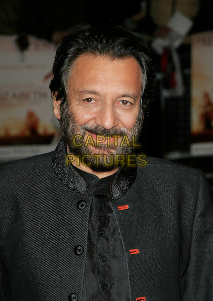"SHAKAR KAPUR.UK Premiere of ""Elizabeth - The Golden Age"" at the Odeon Leicester Square, London, England, October 23rd 2007..portrait headshot beard black.CAP/AH.©Adam Houghton/Capital Pictures."