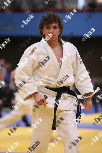 2010-02-12 / Judo / VK Herentals 2010 / Mike Demiddele..Foto: mpics
