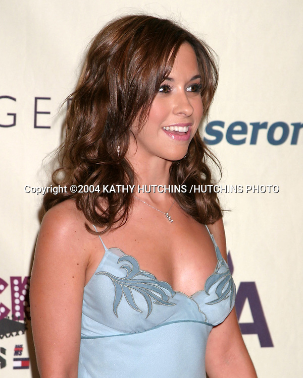 ©2004 KATHY HUTCHINS /HUTCHINS PHOTO.RACE TO ERASE MS BENEFIT GALA.CENTURY CITY, CA.MAY 14, 2004..LACEY CHABERT