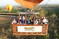 20131002 02 October Hot Air Balloon Cairns