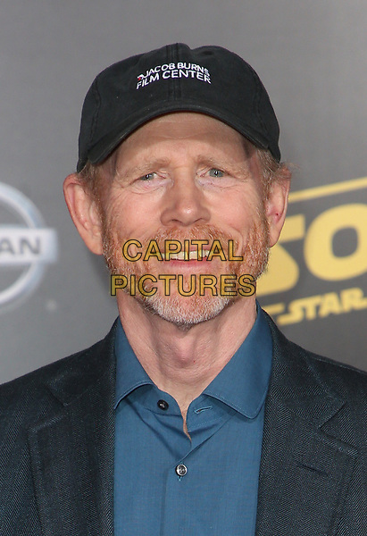 "10 May 2018 - Hollywood, California - Ron Howard. ""Solo: A Star Wars Story"" Los Angeles Premiere held at Dolby Theater. Photo Credit: F. Sadou/AdMedia"