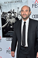 "LOS ANGELES, USA. November 21, 2019: Ian Gomez at the world premiere for ""Richard Jewell"" as part of the AFI Fest 2019 at the TCL Chinese Theatre.<br /> Picture: Paul Smith/Featureflash"