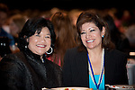 Maria Elena Duron (l) is a pioneer in word-of-mouth marketing. She founded and moderates one of the top 10 Twitter chats in the world and is editor-in-chief of the number one GenY-focused career development blog in the U.S Irma Diaz-Gonzalez is the president and chief executive officer of Employment & Training Centers Inc.