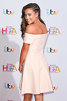 Georgia May Foote<br /> attends the 2016 Lorraine High Street Fashion Awards held at the Grand Connaught Rooms, Holborn, London.<br /> <br /> <br /> ©Ash Knotek  D3119  17/05/2016