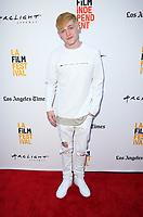 "17 June 2017 - Culver City, California - Jonathon McClendon. ""Shot Caller"" Premiere during the 2017 Los Angeles Film Festival. Photo Credit: F. Sadou/AdMedia"