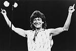 Robert Plant 1983..© Chris Walter..