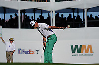Billy Horschel (USA) on the 16th hole during the third round of the Waste Management Phoenix Open, TPC Scottsdale, Phoenix, USA. 31/01/2020<br /> Picture: Golffile | Phil INGLIS<br /> <br /> <br /> All photo usage must carry mandatory copyright credit (© Golffile | Phil Inglis)