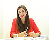 Andy Burnham MP and Luciana Berger MP speech to launch Labour&rsquo;s public health policy at Demos, London, Great Britain <br /> 15th January 2015 <br /> <br /> <br /> Luciana Berger MP <br /> <br /> <br /> <br /> Photograph by Elliott Franks <br /> Image licensed to Elliott Franks Photography Services