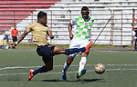 Águilas Doradas y Boyacá Chicó se repartieron los puntos tras igualar a 1 tanto en el estadio Alberto Grisales de Roinegro.
