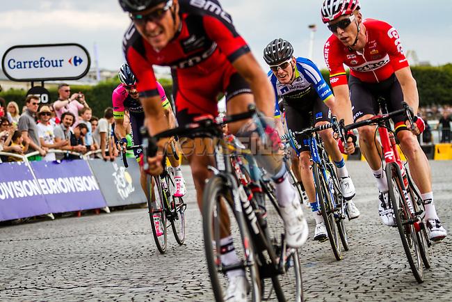 Tour de France, Stage 21: Évry > Paris Champs-Élysées, UCI WorldTour, 2.UWT, Paris Champs-Élysées, France, 27th July 2014, Photo by Thomas van Bracht