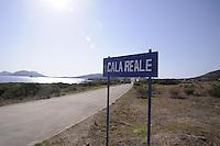 - Sardegna, isola dell' Asinara, il borgo di Cala Reale<br /> <br /> - Sardinia, Asinara island, the Cala Reale village