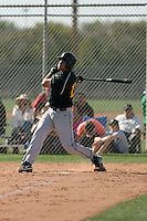 Fernando Perez - Central Arizona College Vaqueros (Bill Mitchell)