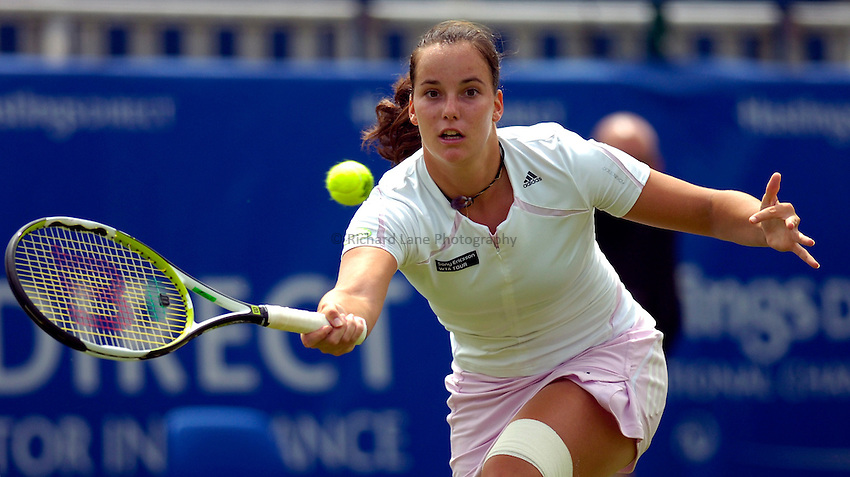 Photo: Alan Crowhurst..WTA The Hastings Direct International Championships, Eastbourne. 19/06/2006. Jarmila Gajdosova of Slovakia.