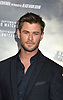 actor Chris Hemsworth attend the &quot;12 Strong&quot; World Premiere on January 16, 2018 at Jazz at Lincoln Center in New York City, New York, USA.<br /> <br /> photo by Robin Platzer/Twin Images<br />  <br /> phone number 212-935-0770