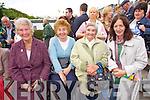 Sr Malachy (Balloonagh Convent) Carmel Guiney (Ballybunion) Mary Casey (Annascaul) Mary Barrett (Annascaul) pictured at Ballyheigue Pattern day on Sunday.