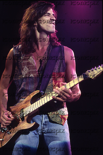 Whitesnake - guitarist Warren DeMartini performing live on the Greatest Hits Tour of the UK at the Odeon Hammersmith in London UK - 31 Jul 1994.  Photo credit: George Chin/IconicPix