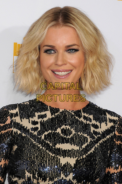 14 January 2014 - Hollywood, California - Rebecca Romijn. 50th Anniversary of the Sports Illustrated Swimsuit Issue held at The Dolby Theatre. <br /> CAP/ADM/BP<br /> &copy;Byron Purvis/AdMedia/Capital Pictures