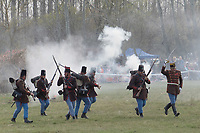 Battle of Tapiobicske re-enacted 2019