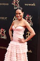LOS ANGELES - MAY 5:  Robin GIvens at the 2019  Daytime Emmy Awards at Pasadena Convention Center on May 5, 2019 in Pasadena, CA